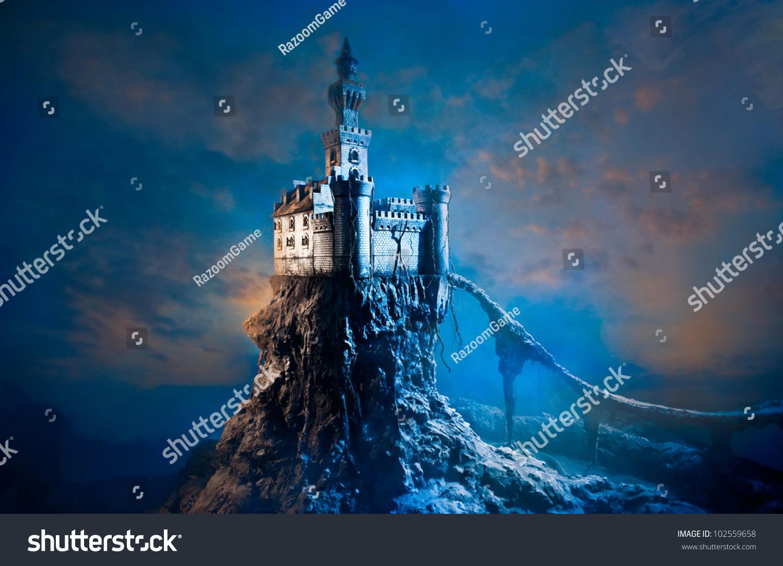 纸杯手工制作图片城堡