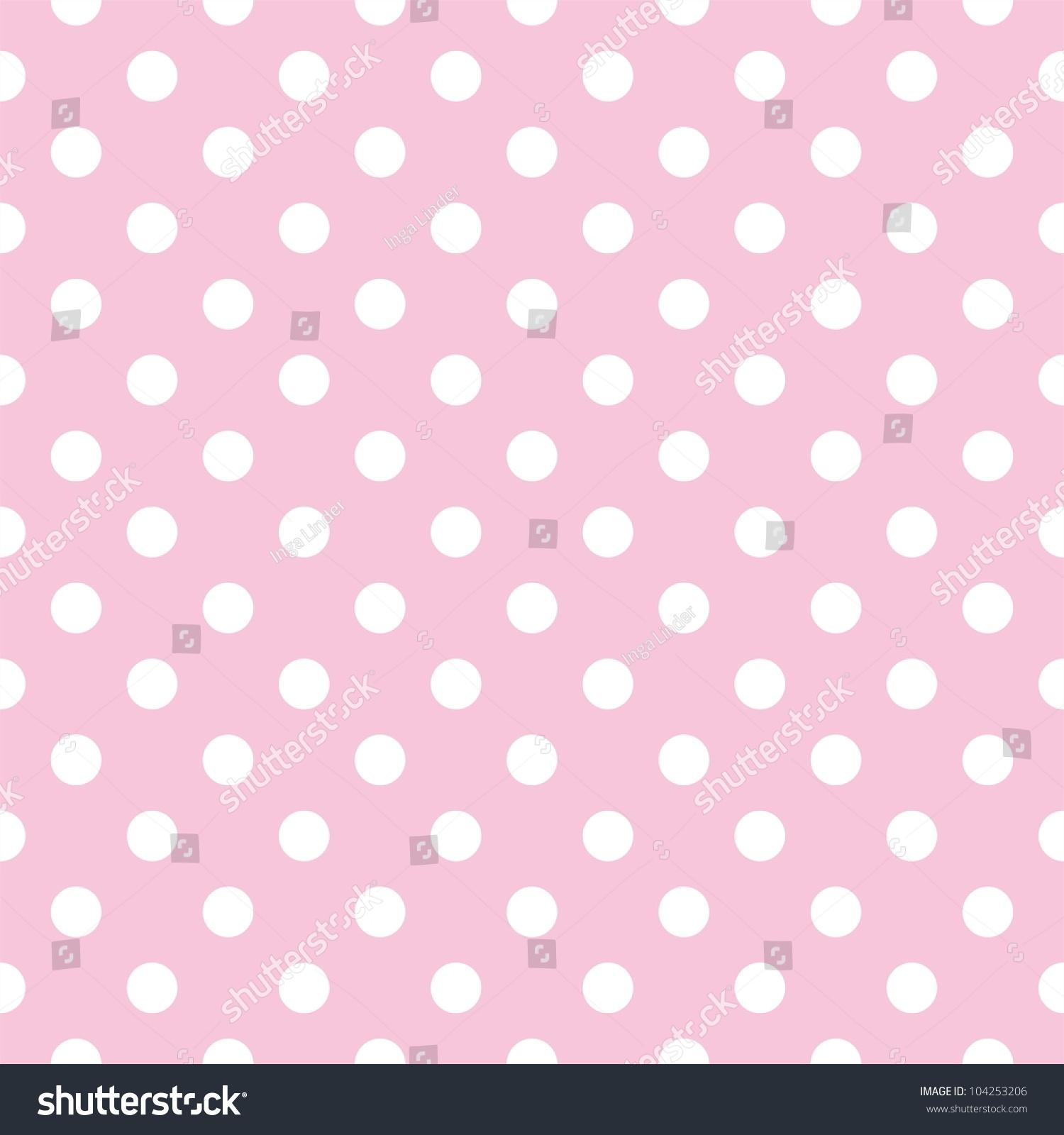 无缝模式与白色的圆点花纹瓷砖淡粉色的背景 - 背景/素材,复古风格 - 站酷海洛创意正版图片,视频,音乐素材交易平台 - Shutterstock中国独家合作伙伴 - 站酷旗下品牌