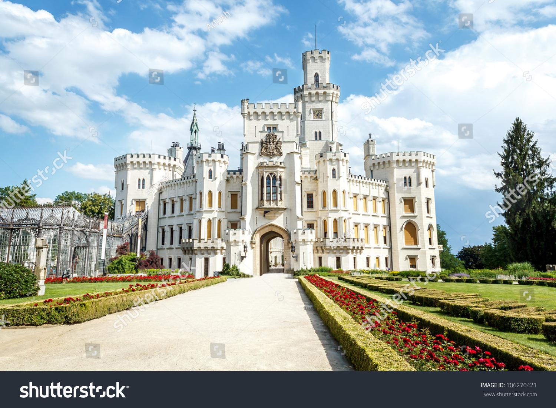 报纸手工制作大全城堡