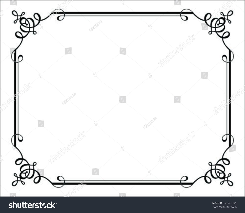 矢量装饰框架=矢量-背景/素材,艺术-海洛创意(hellorf