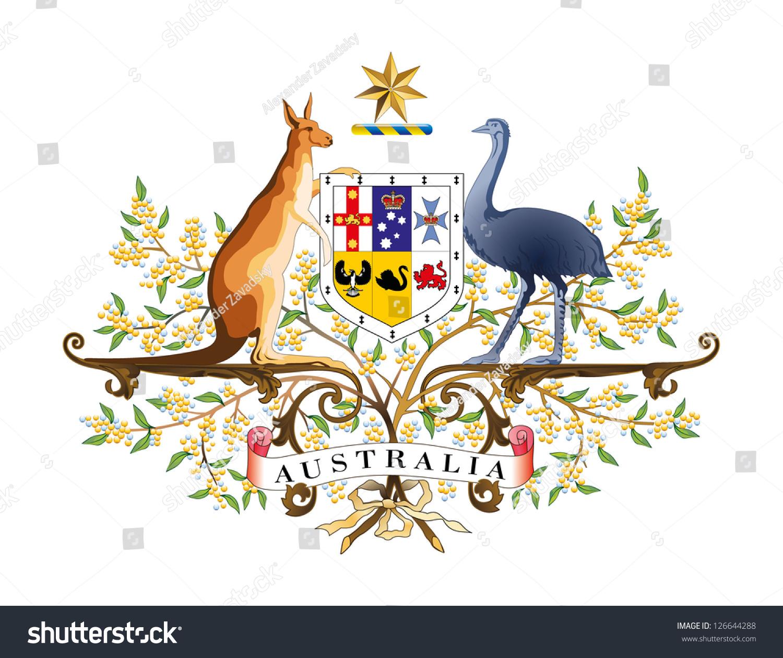 澳洲动物矢量图