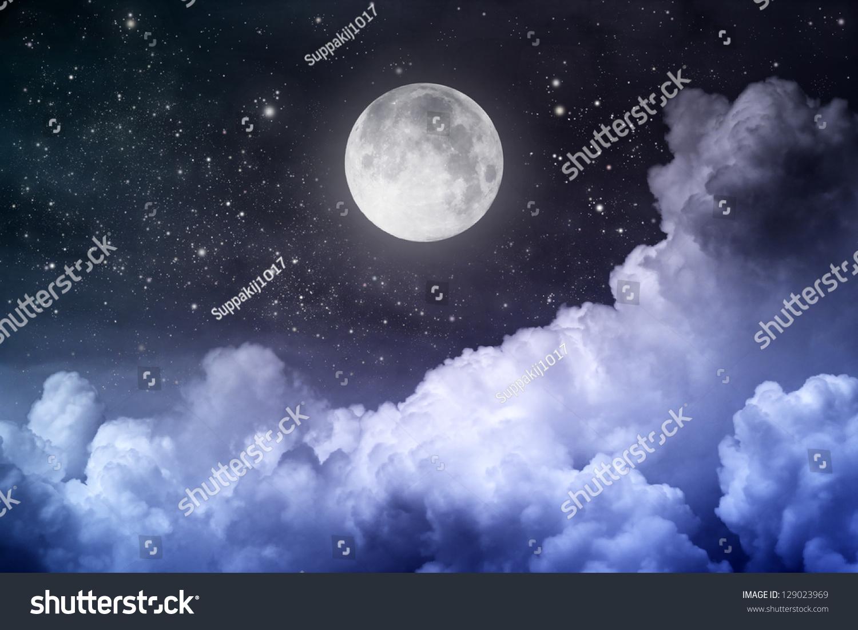 微信月亮人头像