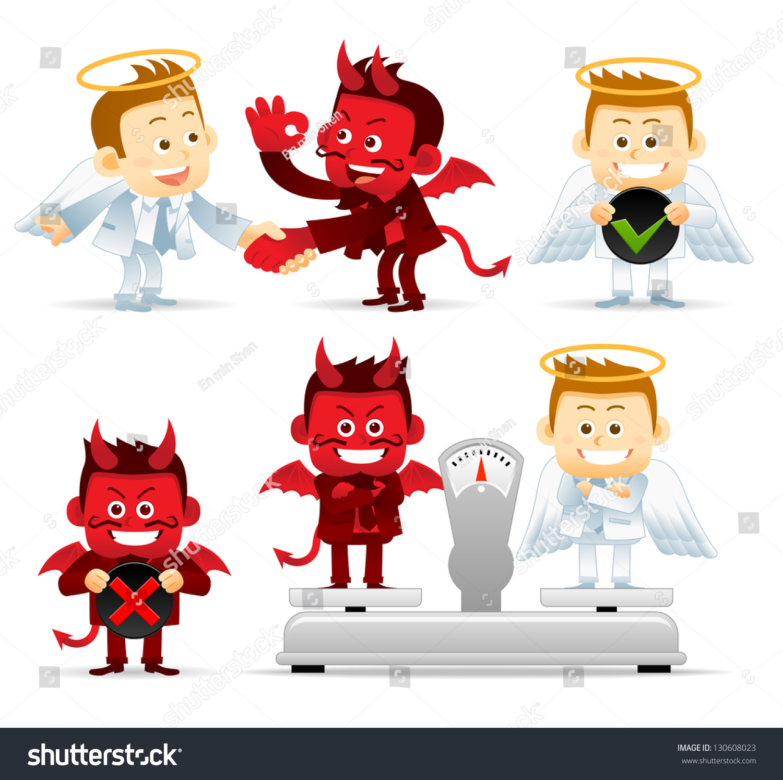 商业天使与魔鬼