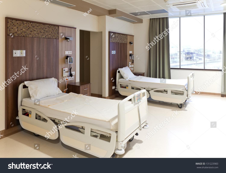 医院背景手绘图商业