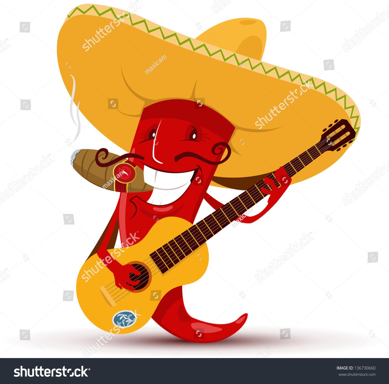 微信头像带吉他