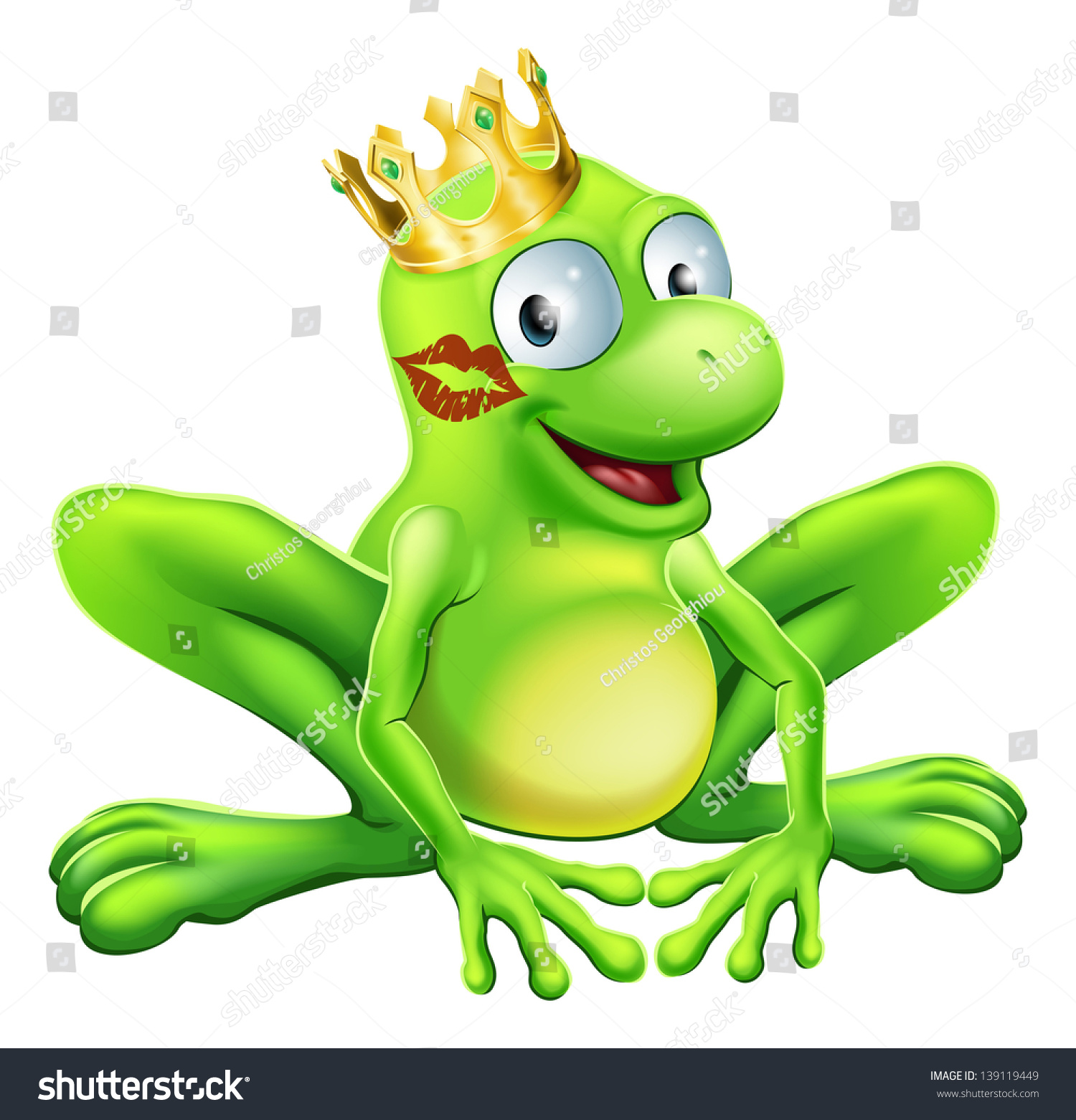 幼儿园主题网络图青蛙