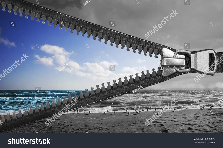 废报纸手工制作大桥