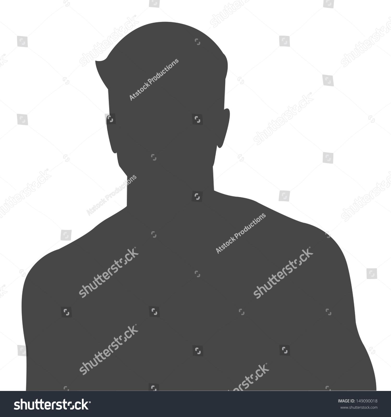 肌肉男性头像图片-人物