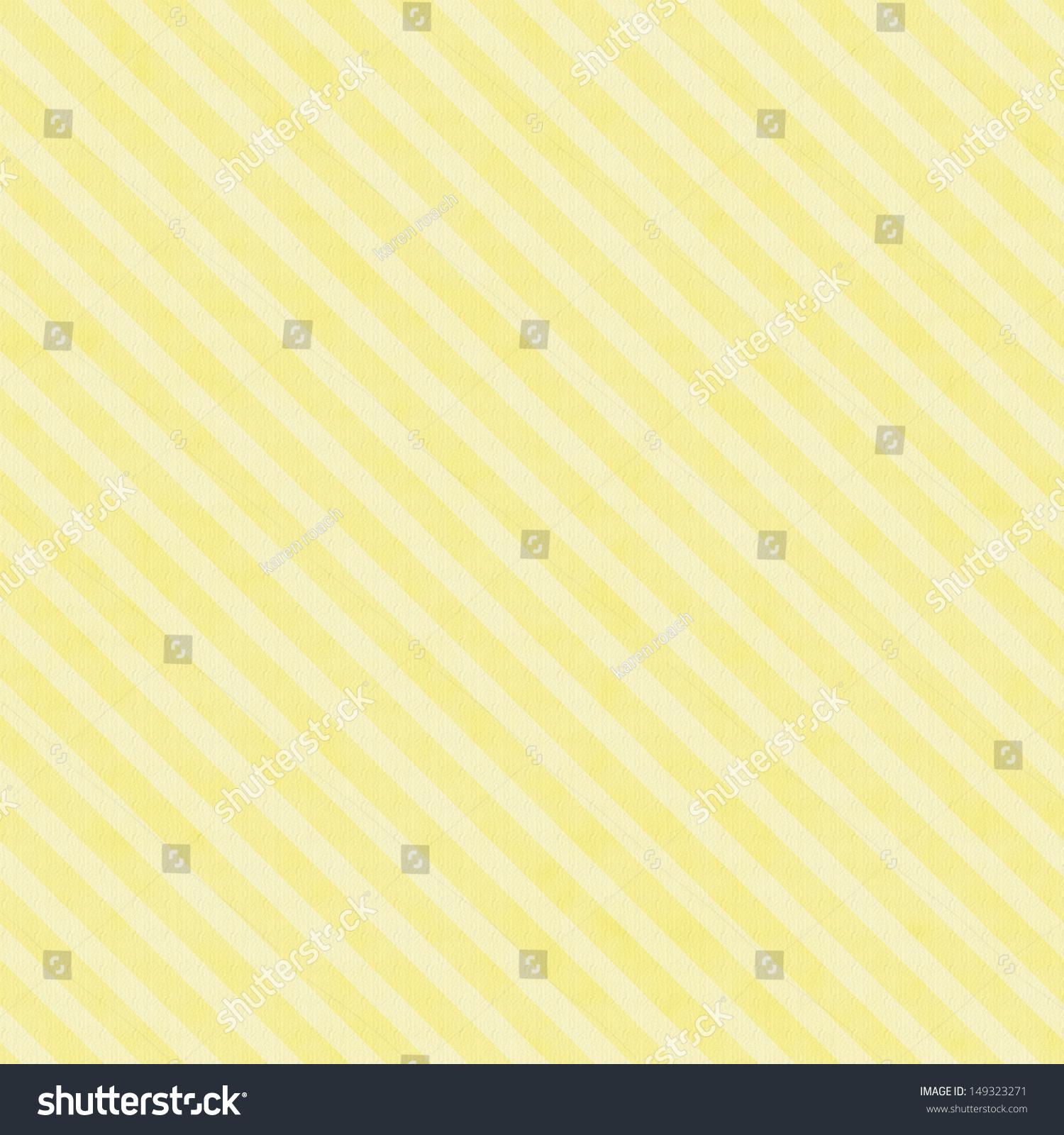 黄色条纹织物纹理背景无缝和重复-背景/素材,物体-()