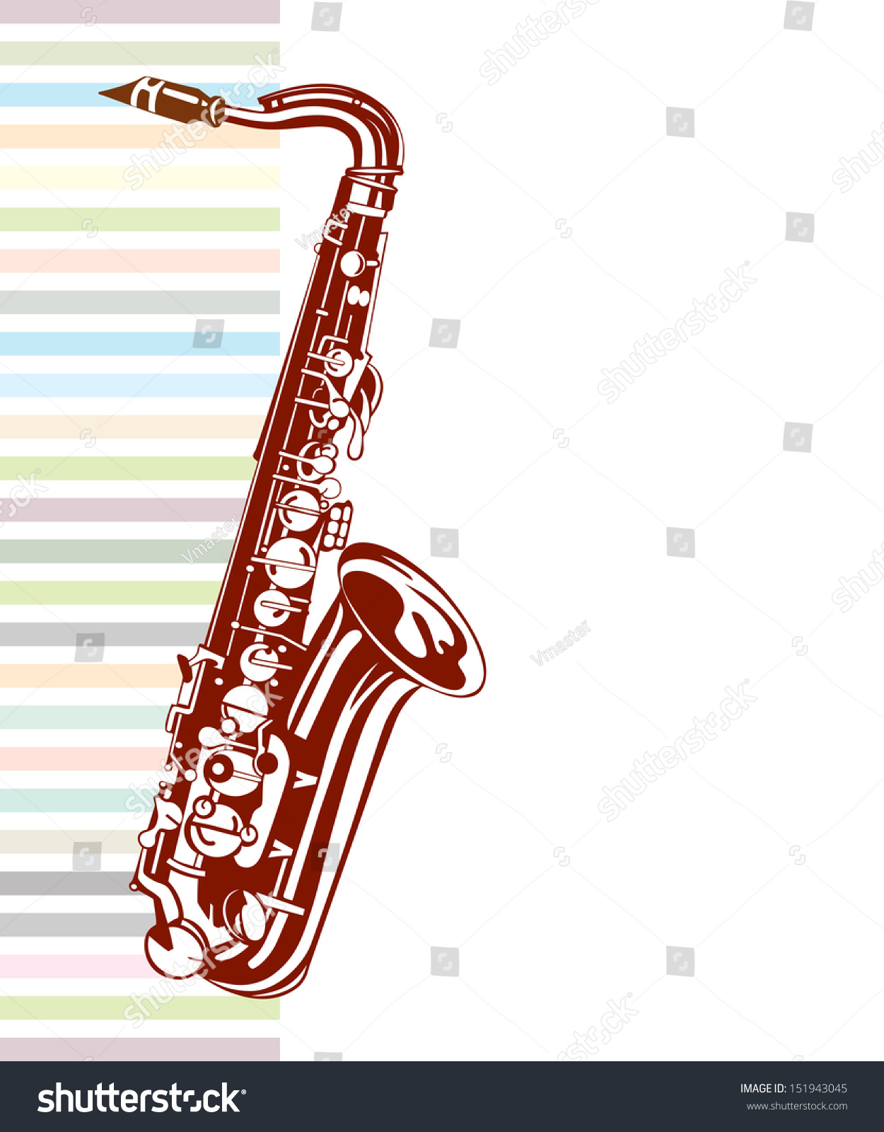萨克斯风的设计.音乐背景-背景/素材,艺术-海洛创意()