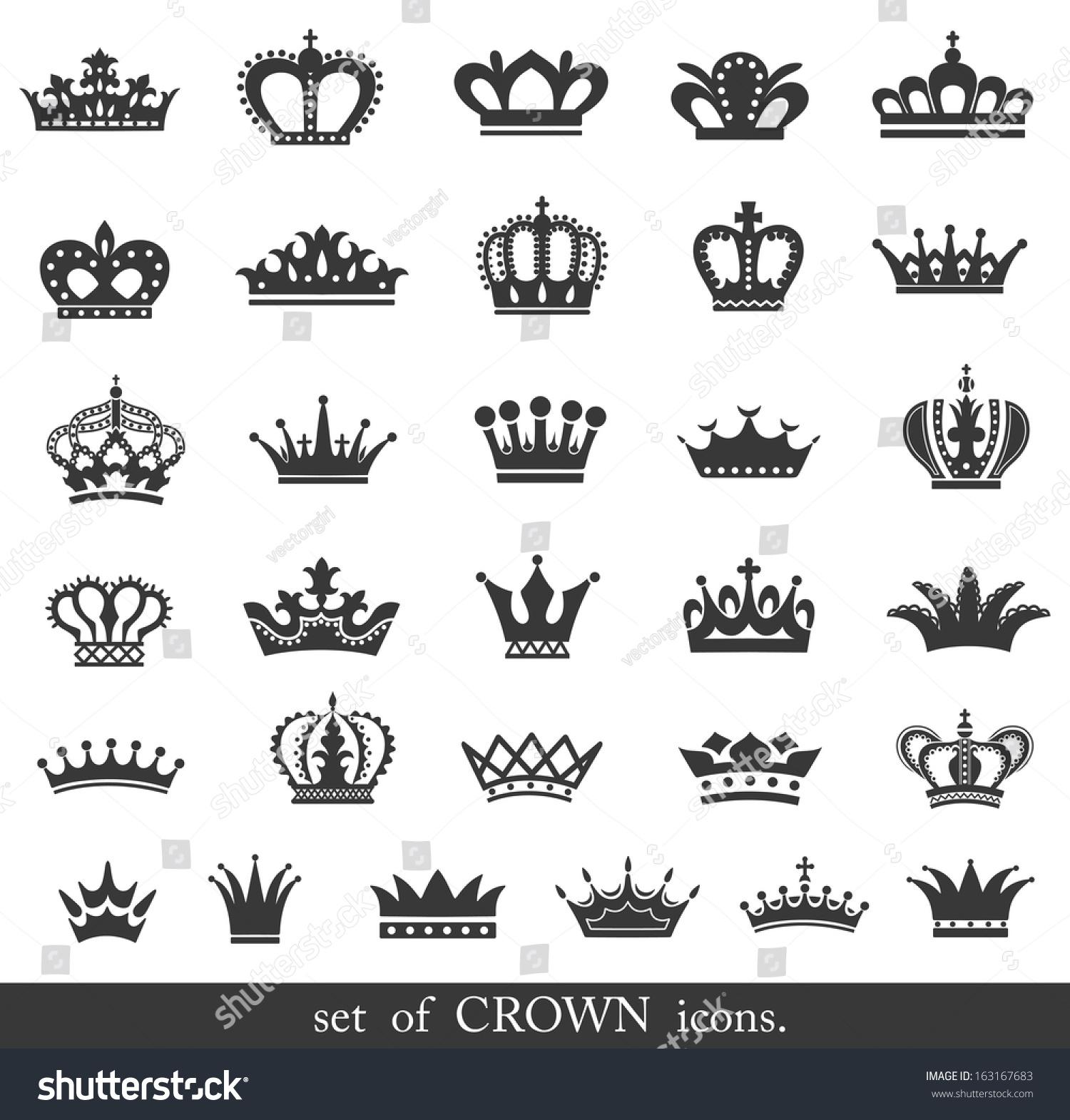 qq网名符号大全皇冠_皇冠符号图案大全-王冠符号怎么打