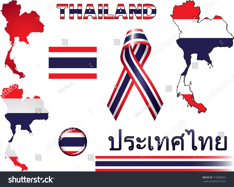 泰国手绘创意海报