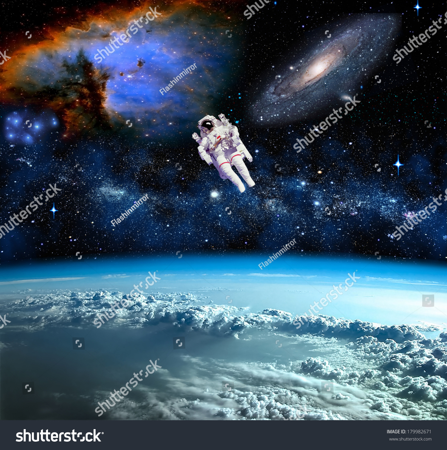 皮肤 星空 宇宙图片