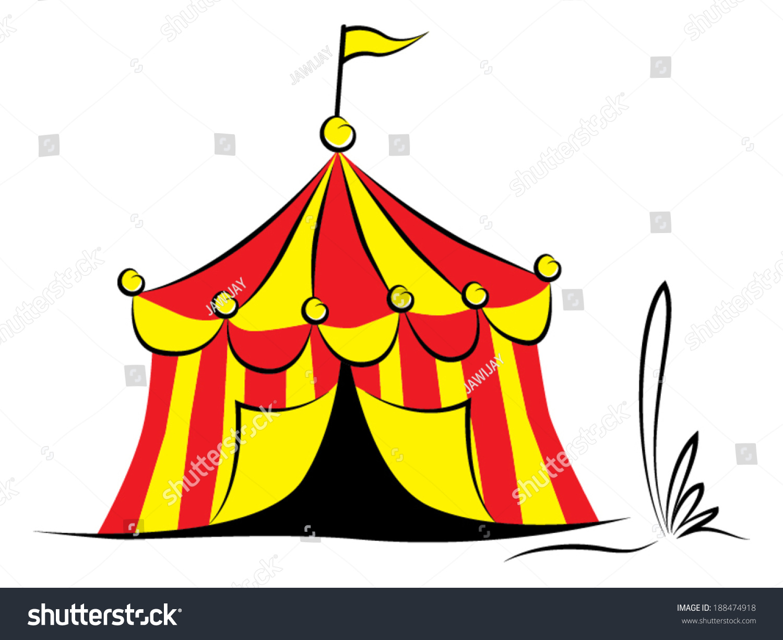 马戏团帐篷-公园/户外