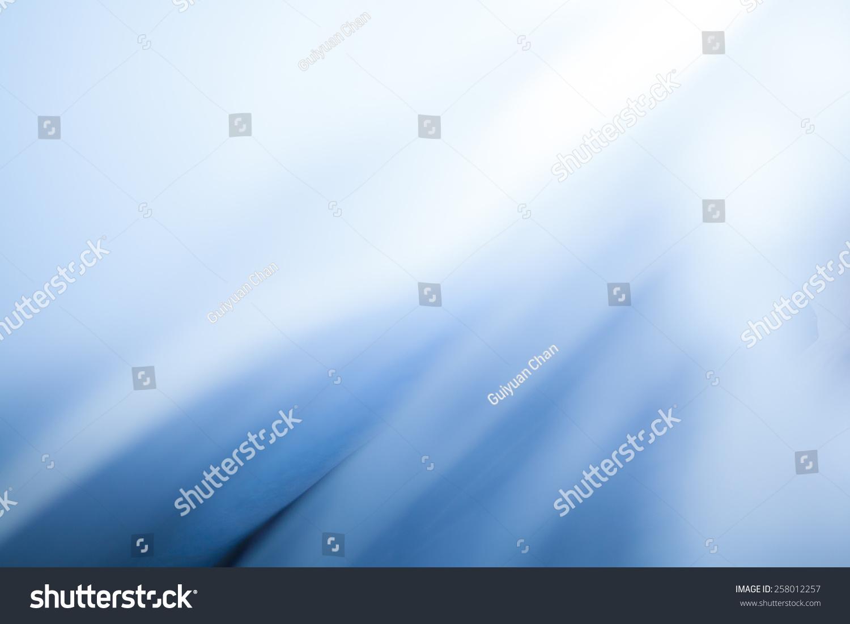 抽象的蓝色渐变背景-背景/素材