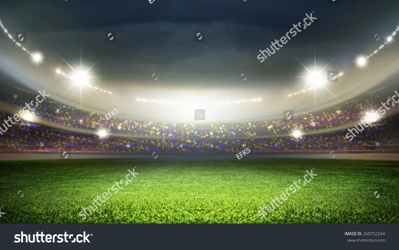 体育场-背景/素材,运动/娱乐活动-海洛创意(hellorf)