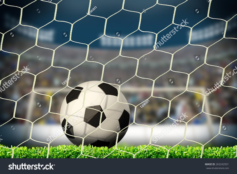 的目标.足球网.-背景/素材,运动/娱乐活动-海洛创意()