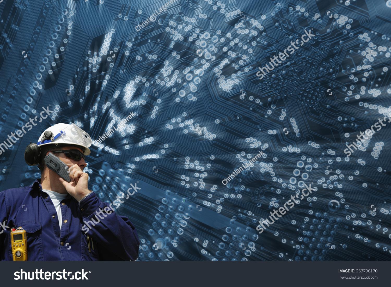 技术和计算机电路板