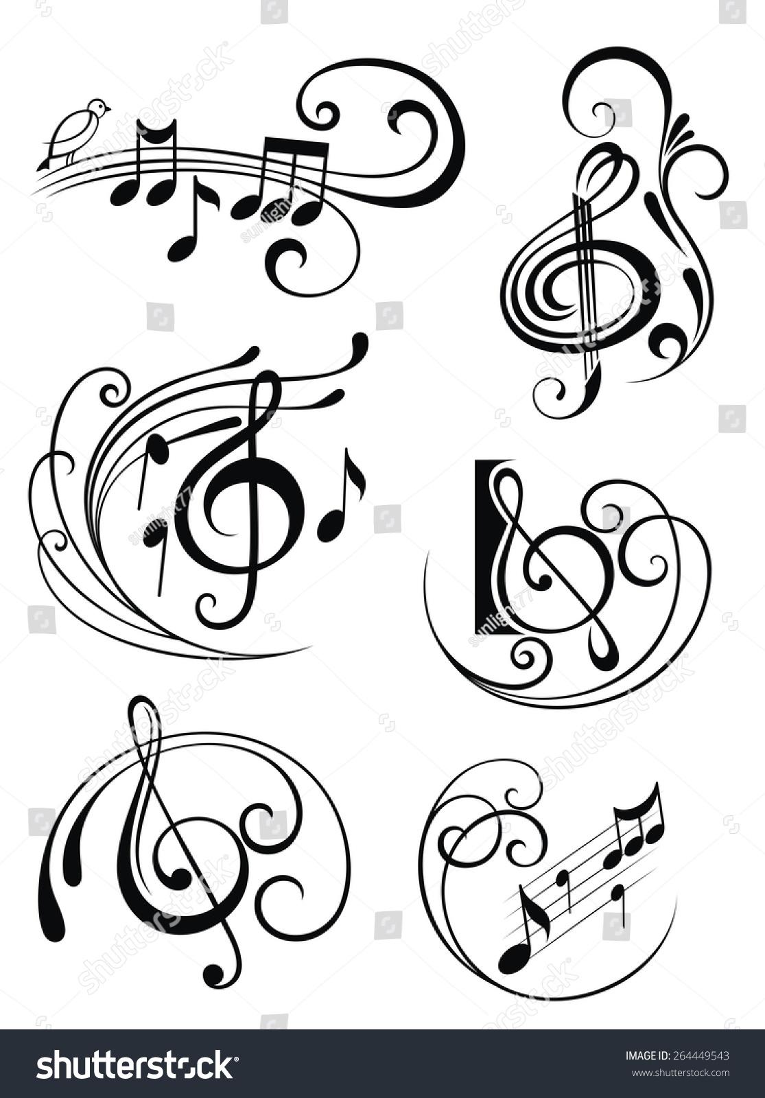 手绘简单标志个性
