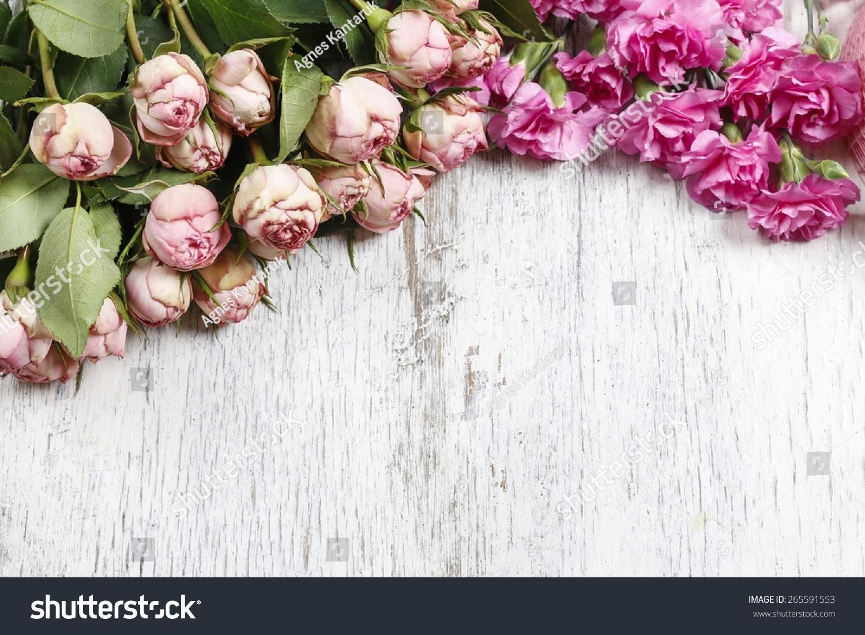 花店工作场所:鲜花和配件-背景/素材,自然-海洛创意()