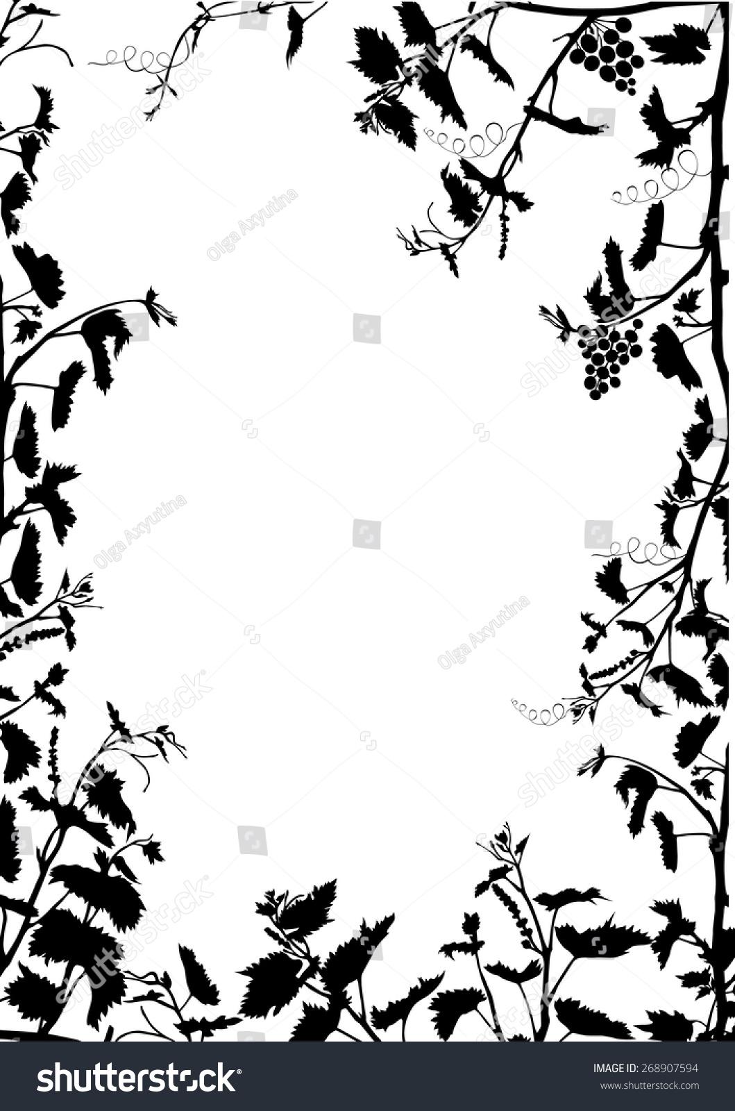 葡萄框架-自然,公园/户外-海洛创意(hellorf)-中国-.