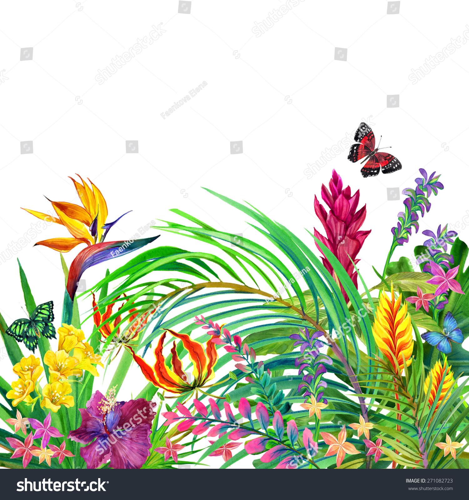 水彩画背景-背景/素材,自然-()