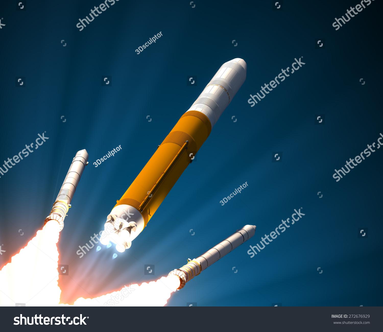 固体火箭助推器分离.3