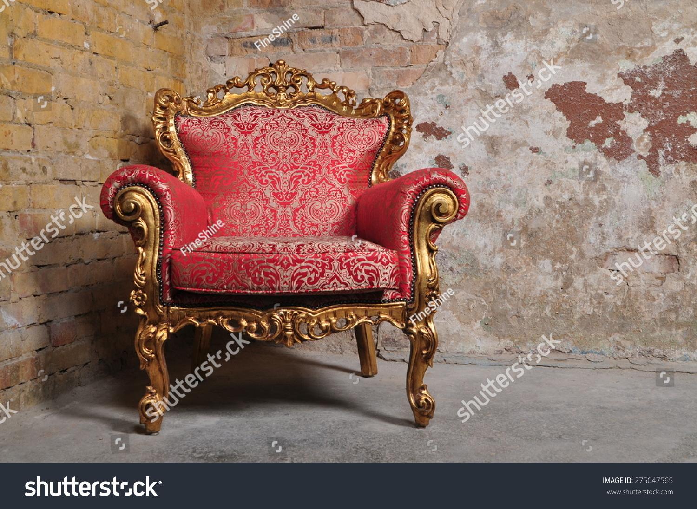 古典木雕椅-物体,编辑-海洛创意(hellorf)-中国独家