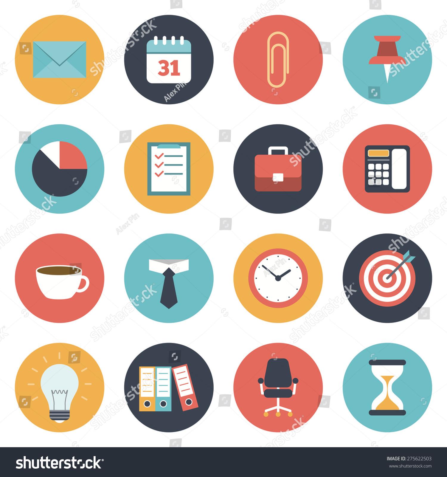 办公室图标设置-商业/金融