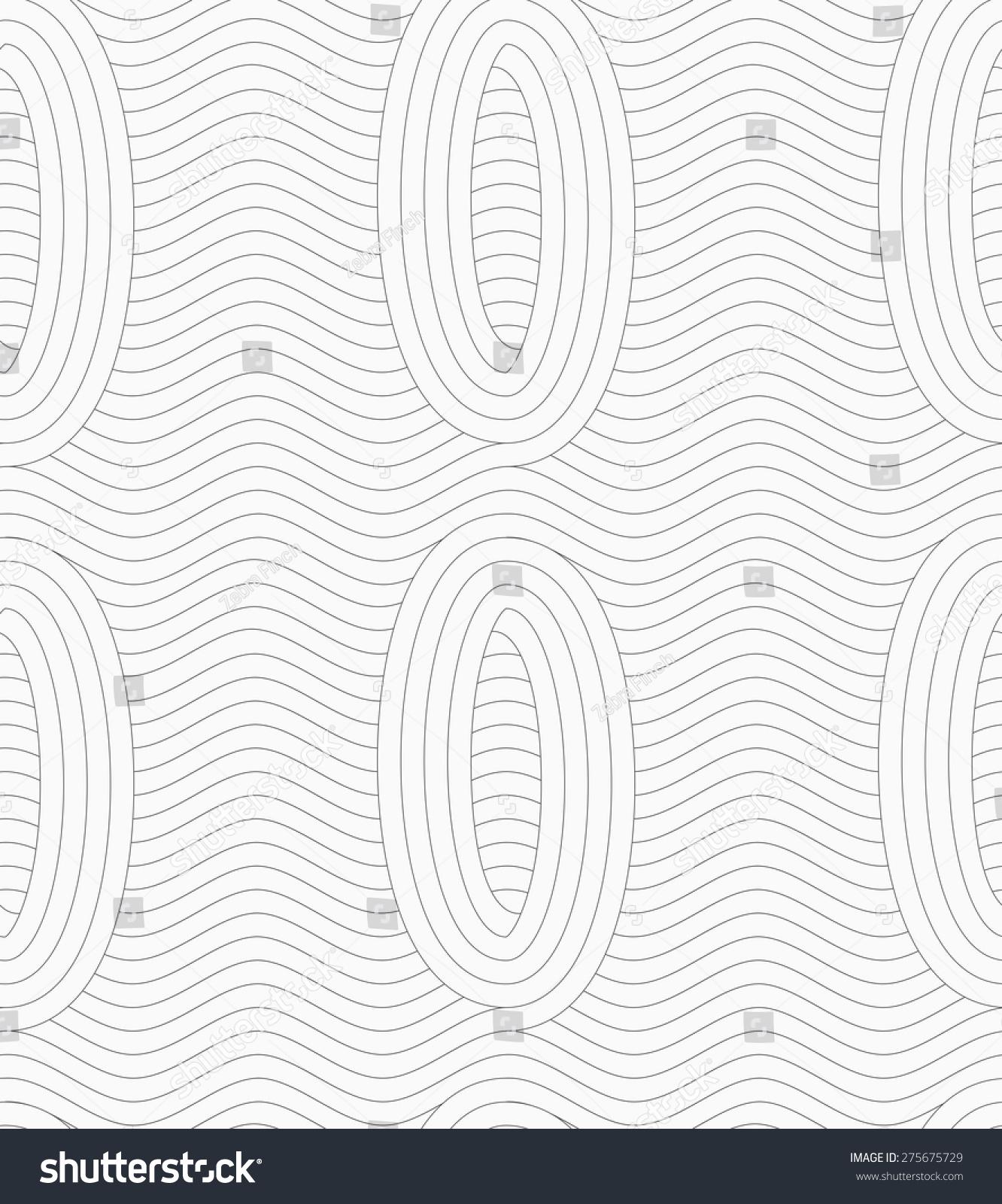 單色抽象幾何圖形.現代灰色無縫背景.平面設計簡單