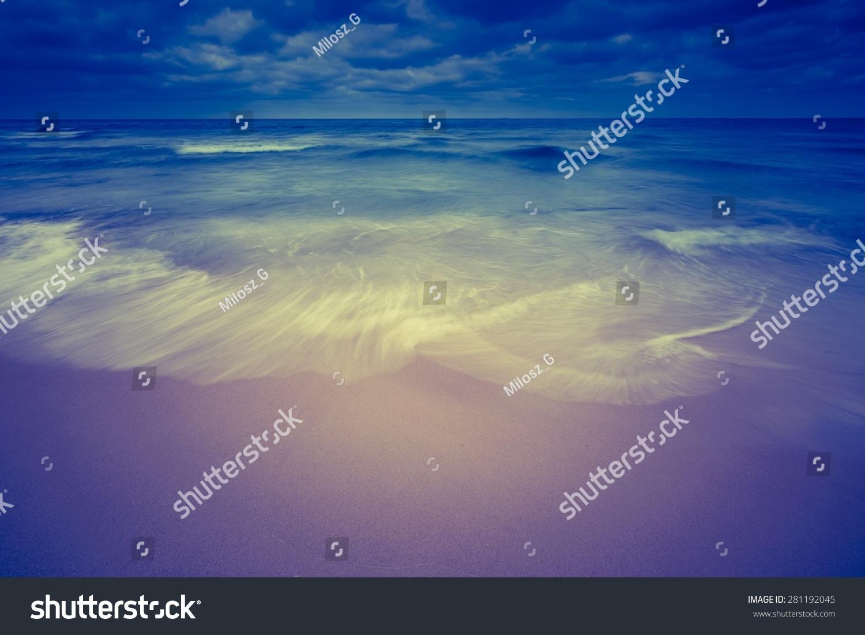 微信頭像大海與天空的