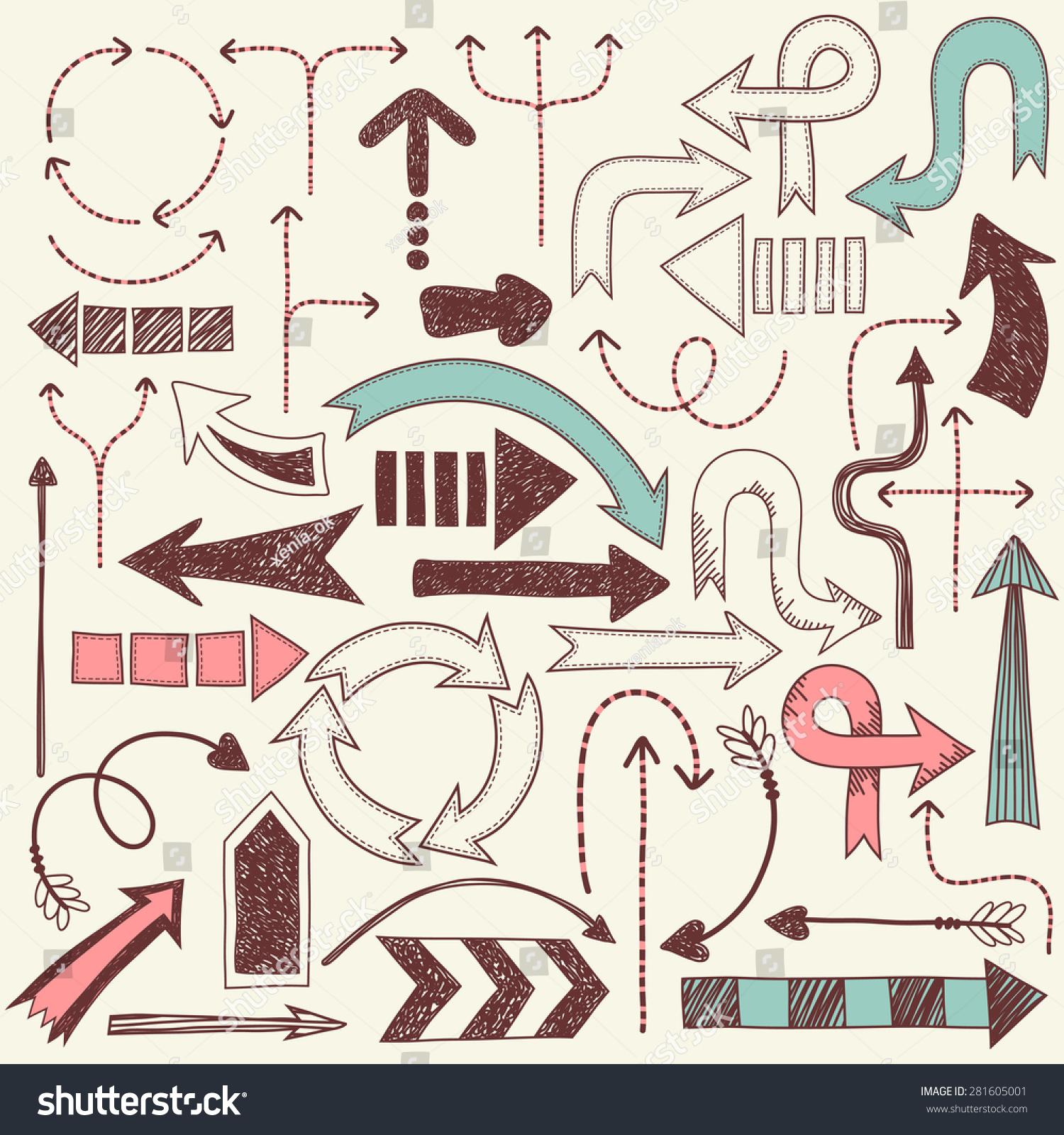 手绘图.-物体,符号/标志-海洛创意()