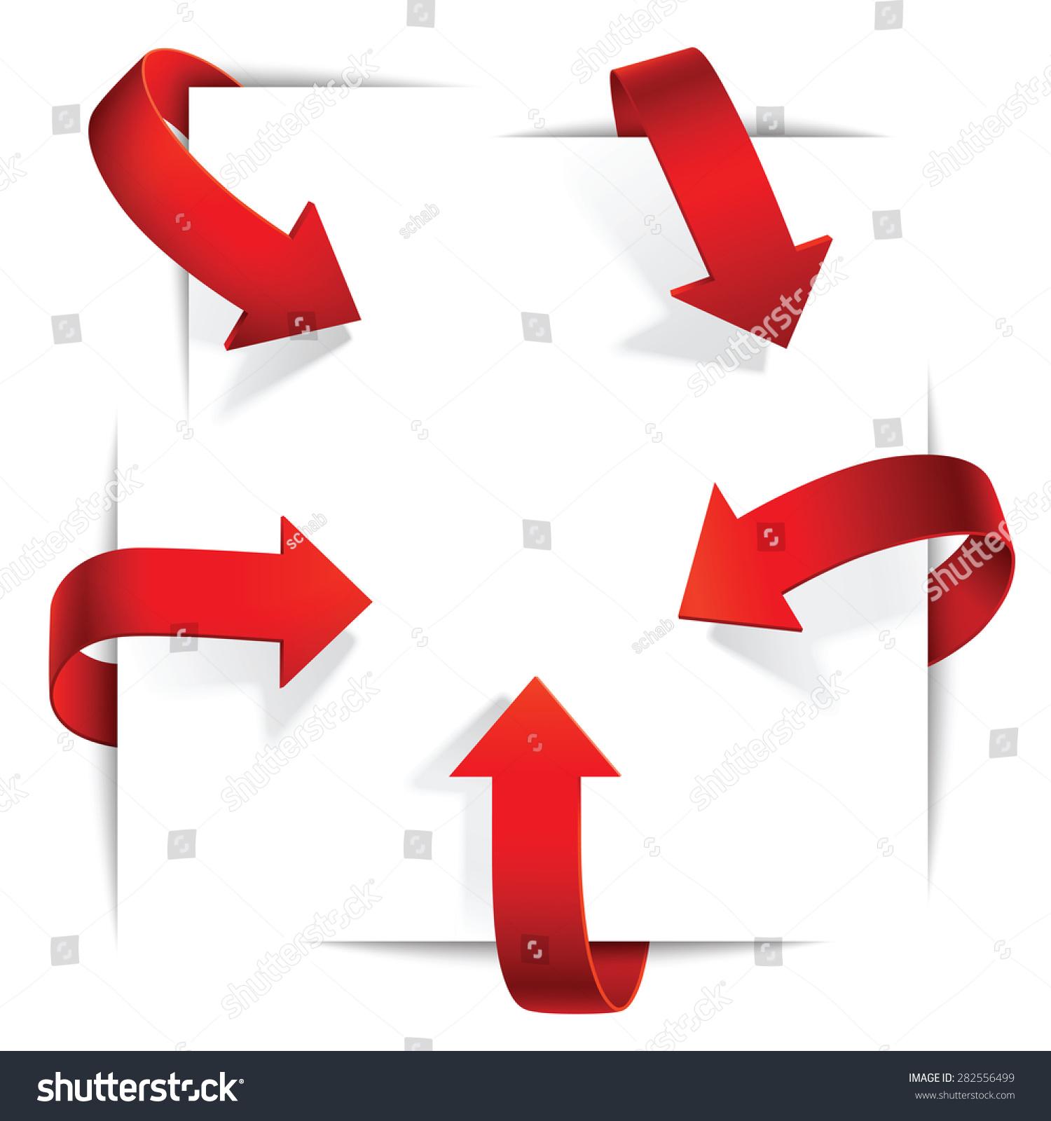 箭头指示-符号/标志,抽象-海洛创意(hellorf)-中国-.