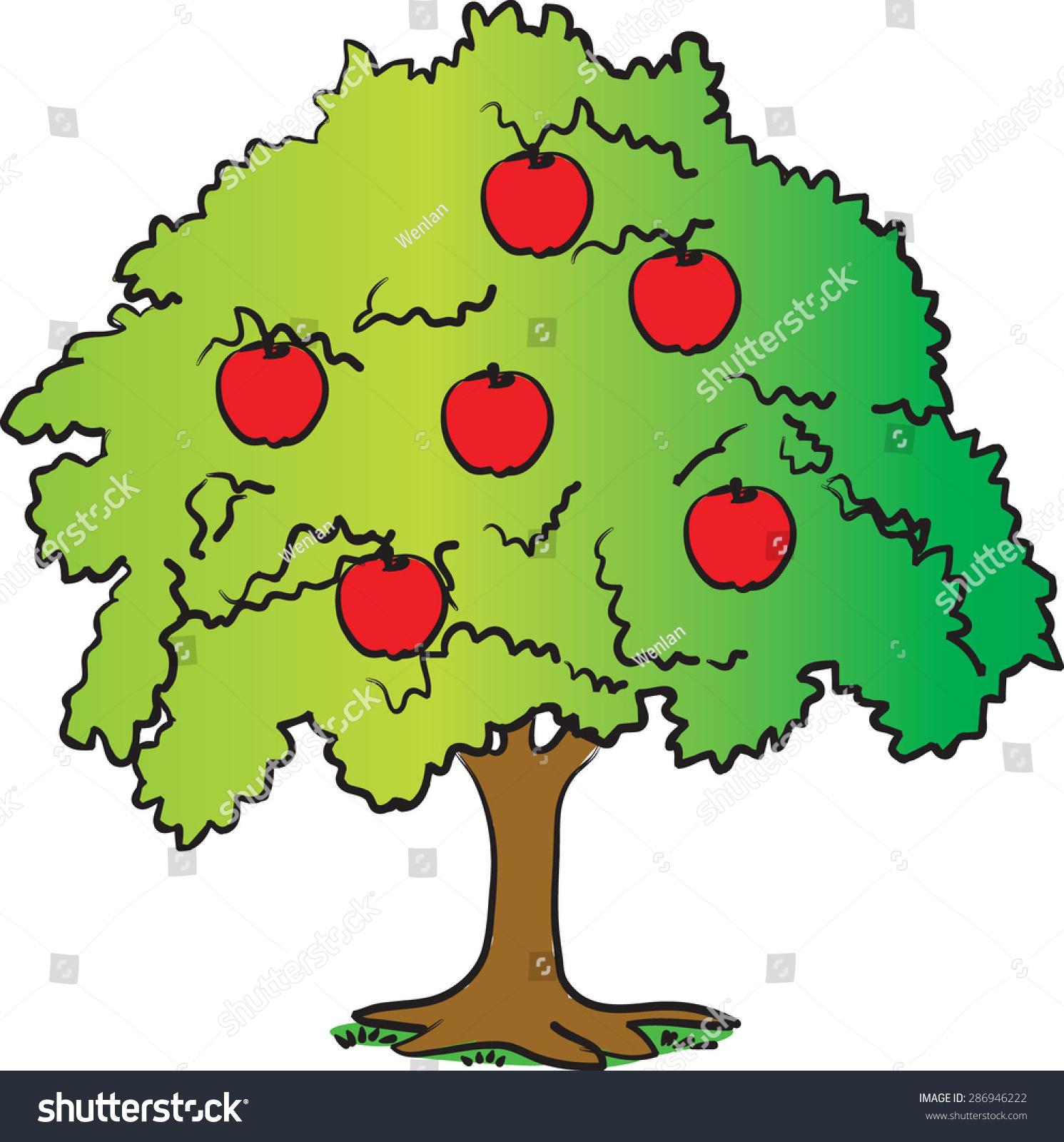 苹果树-自然-海洛创意(hellorf)-shutterstock中国-.