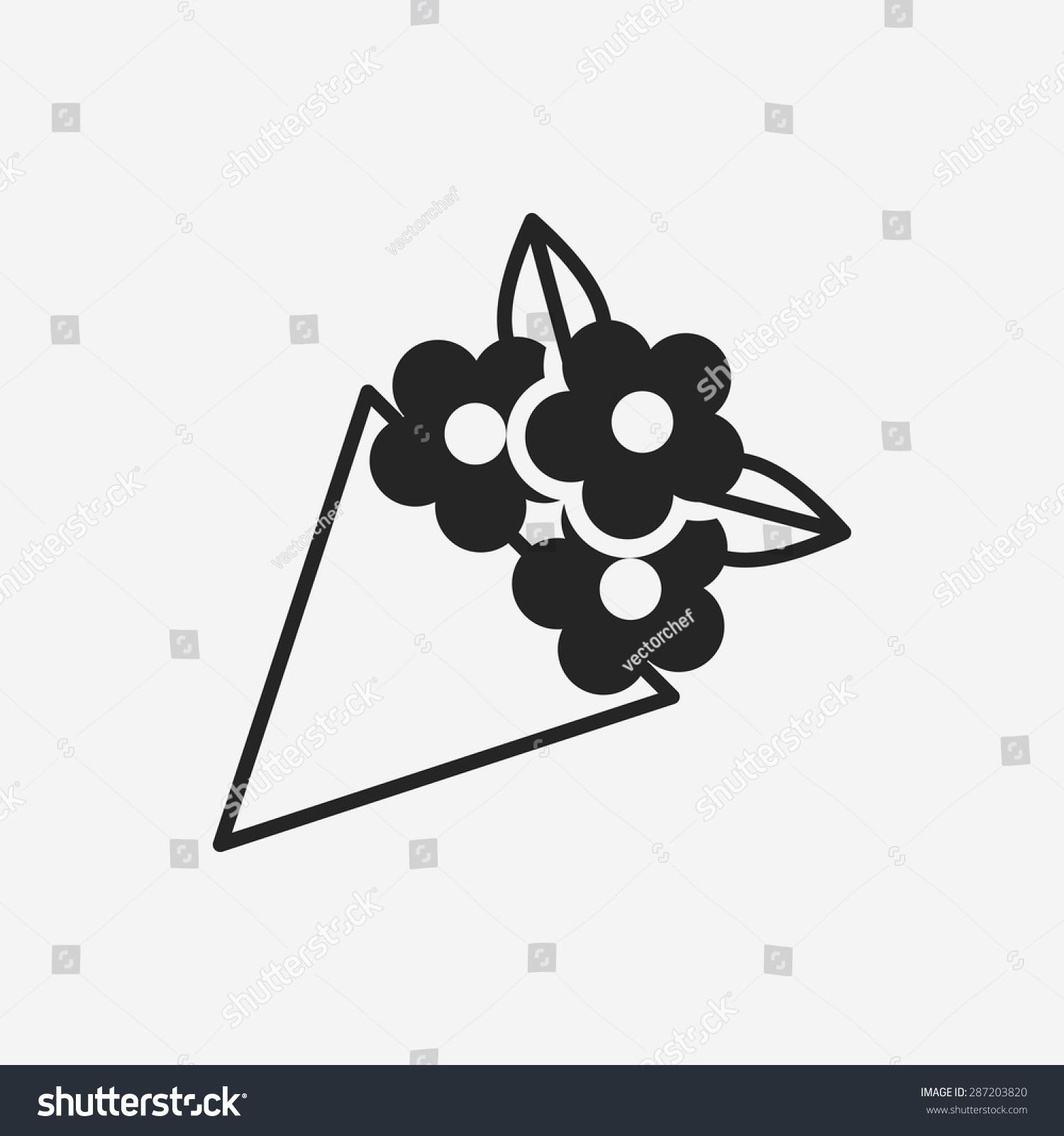 鲜花花束图标
