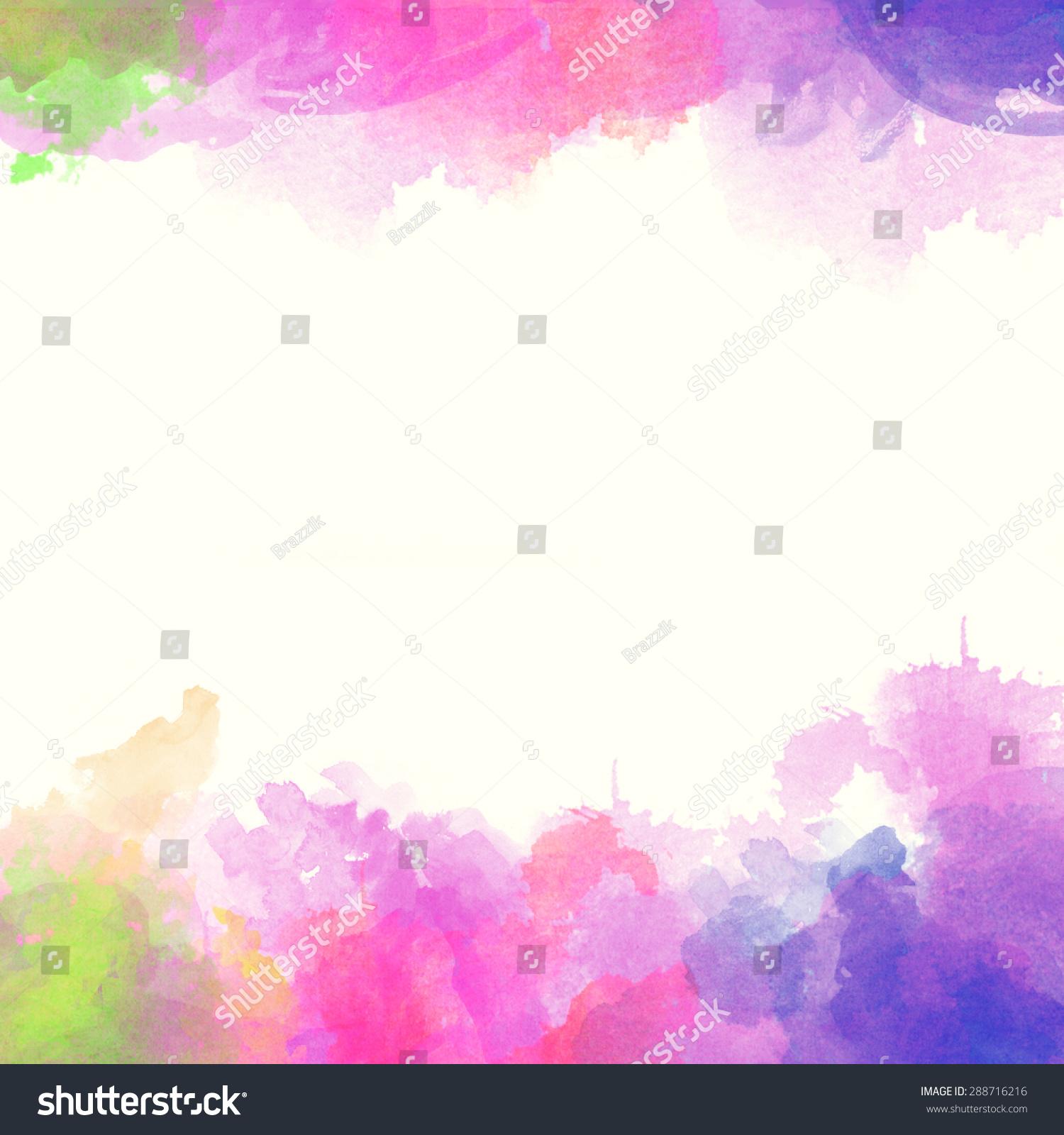 微信简单手绘风景图