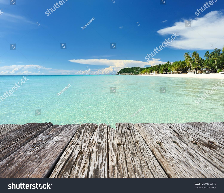 微信广告图片素材海岛