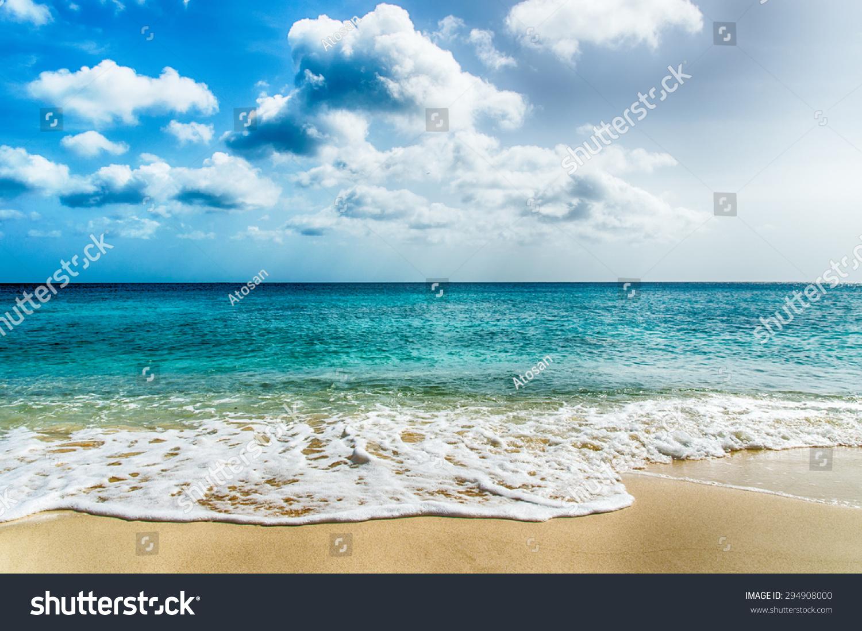 微信头像沙滩背影图片