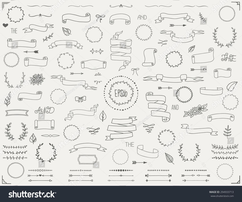 微信花环背影图片手绘