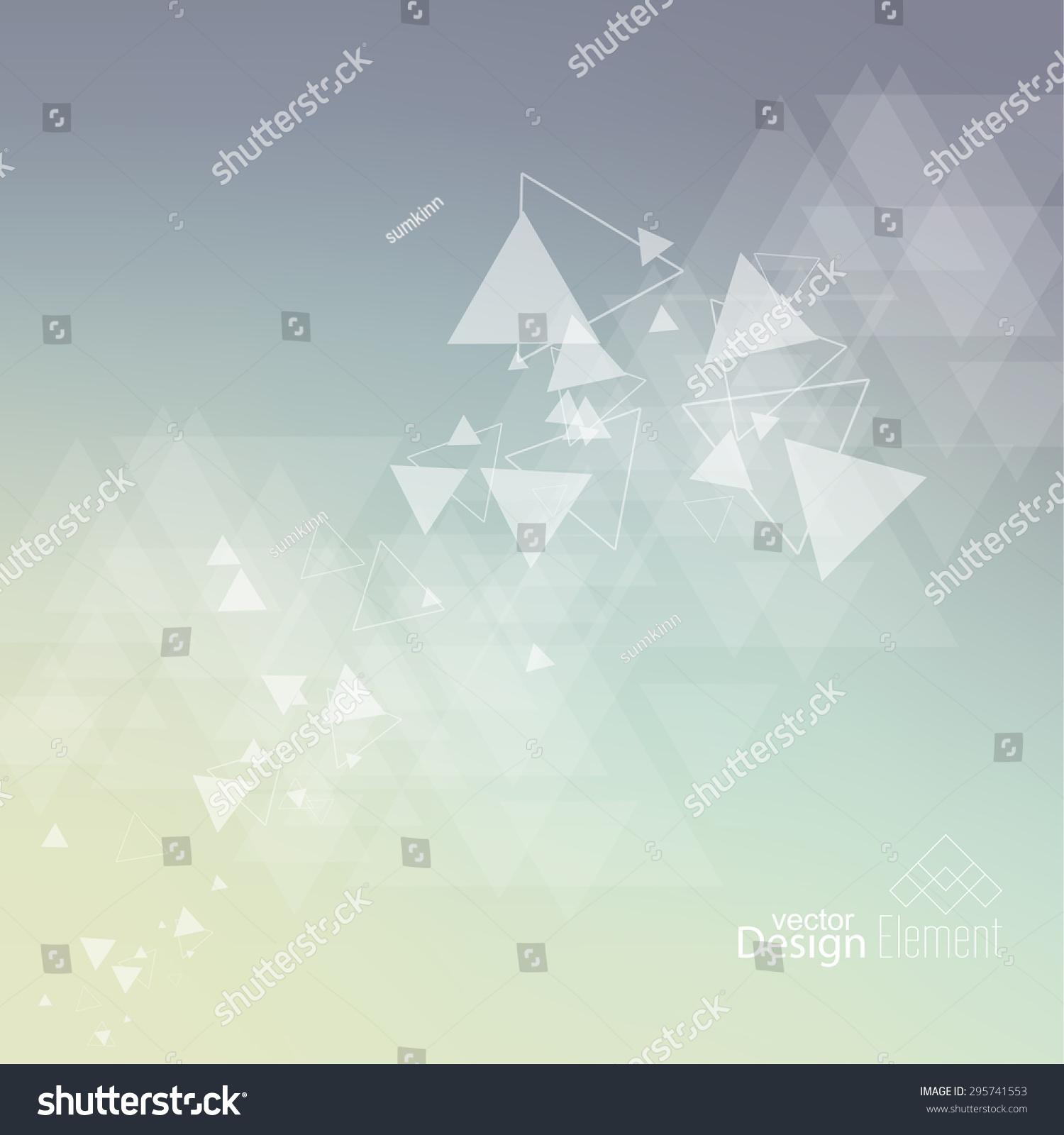 抽象模糊背景,潮人流飞三角形碎片。三角形模式的背景。封面的书,小册子,传单,海报,杂志,cd封面设计,t恤。矢量设计。-背景/素材,抽象-海洛创意(HelloRF)-Shutterstock中国独家合作伙伴-正版素材在线交易平台-站酷旗下品牌