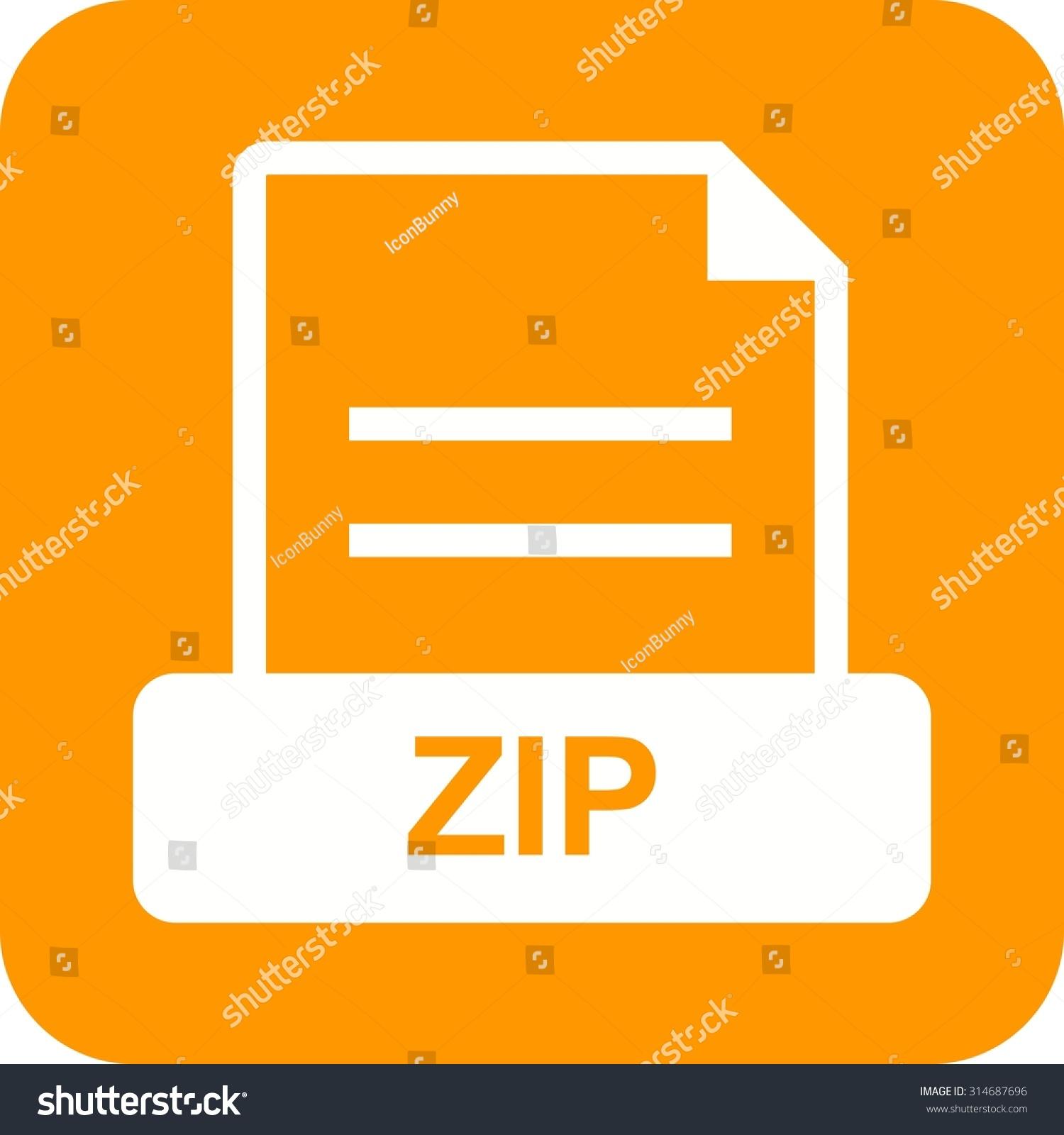 邮政,文件夹,压缩图标矢量图.还可用于文件格式,设计和存储.