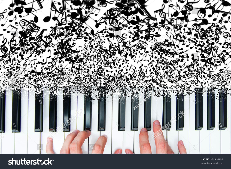 报纸钢琴手工制作大全