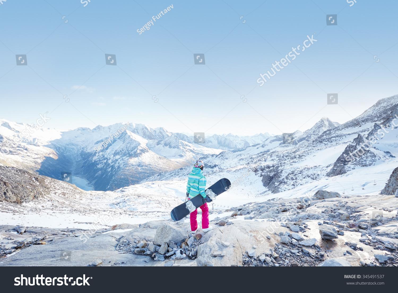 冬天风景做微信头像