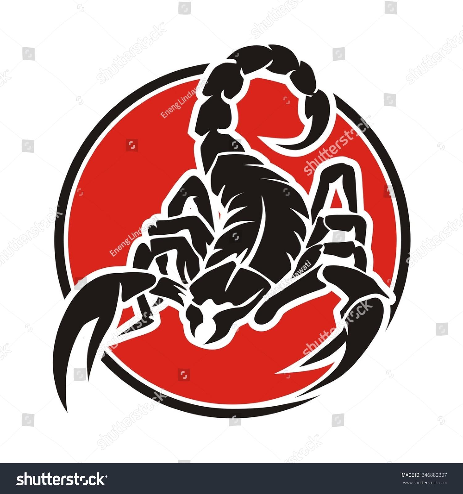 蝎子圆红-动物/野生生物-海洛创意(hellorf)-中国