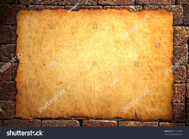 古董老纸墙背景-背景/素材,复古风格-海洛创意()-中国