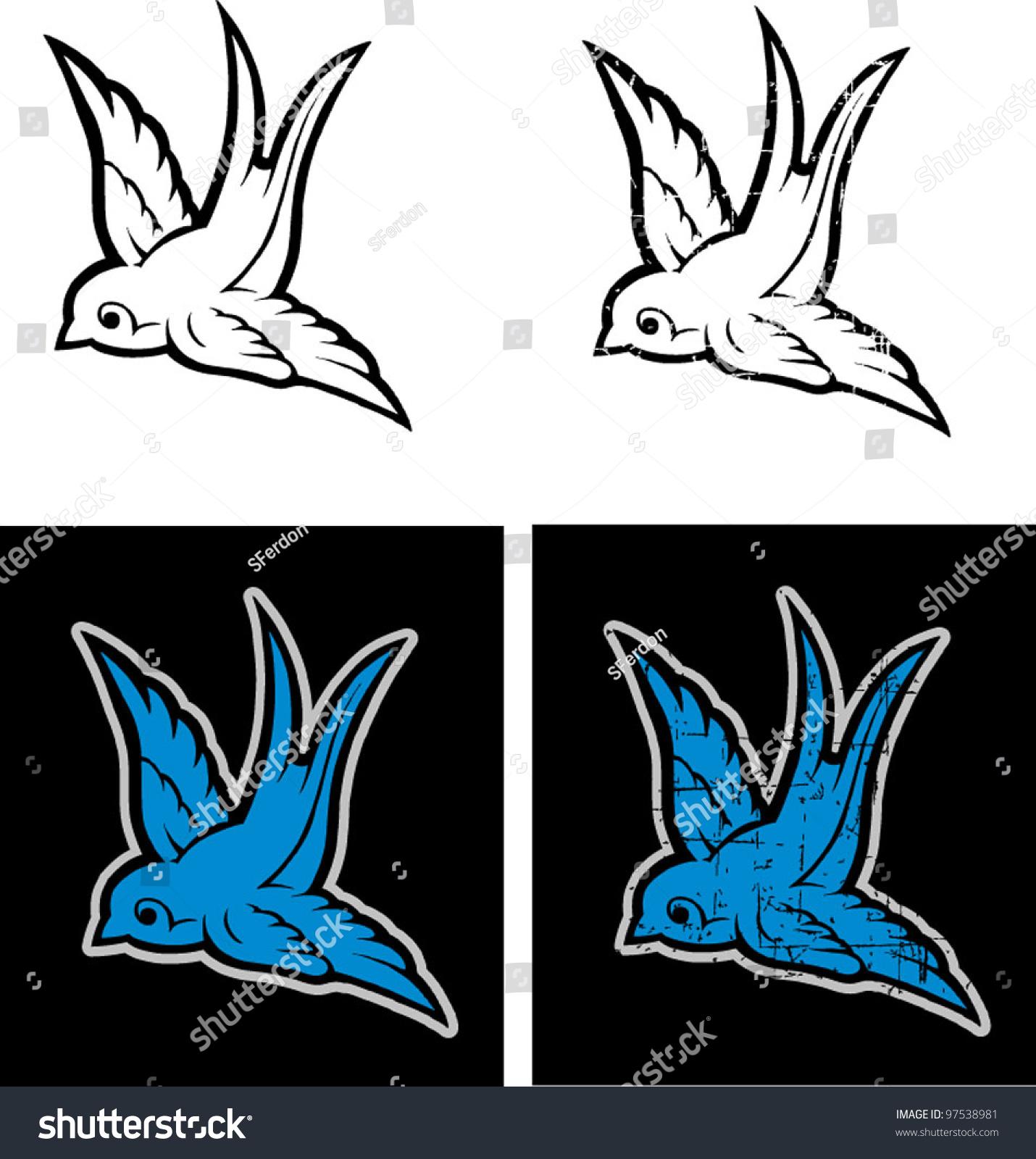 燕子-动物/野生生物,抽象-海洛创意(hellorf)-中国-.